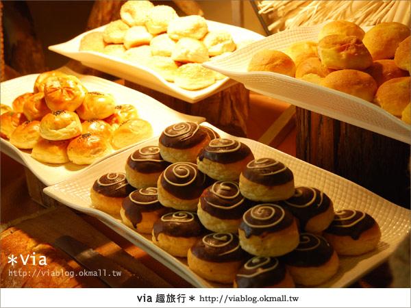 【新竹旅館】關西六福莊生態渡假旅館~餐食篇9