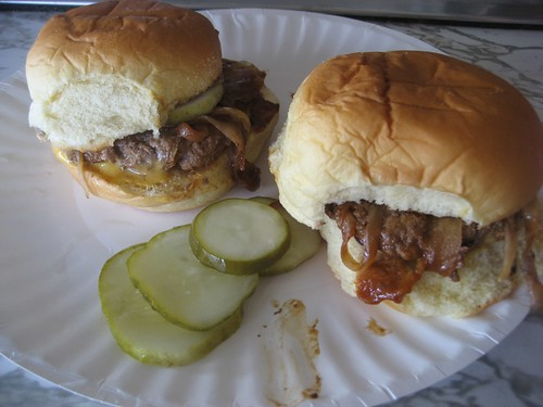 White Manna Cheeseburgers
