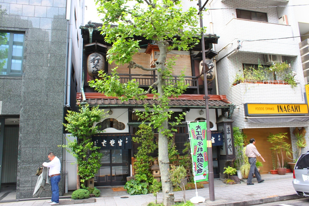 The art of the walk for gastronome in Kanda (20)