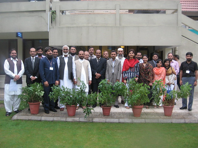 Meeting/Seminar on Promotion of Free and Open Source Software in Pakistan