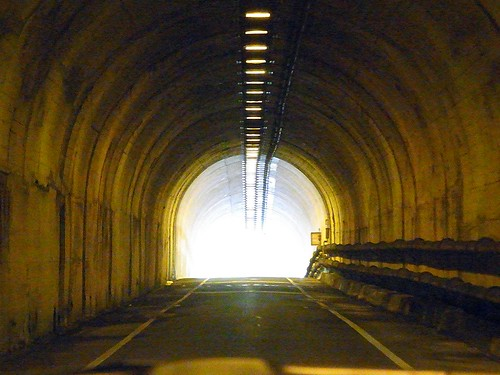Bunker Road Tunnel