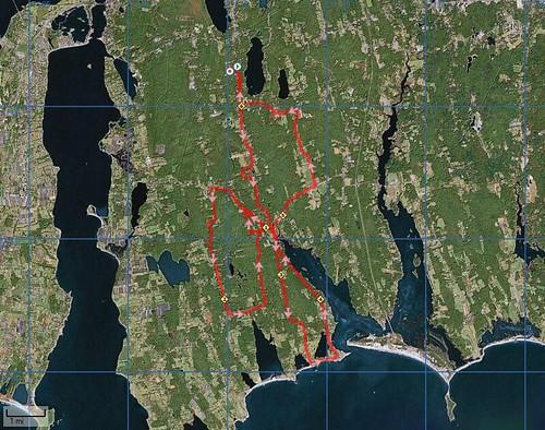 Tour de Adamsville 8-12-2010