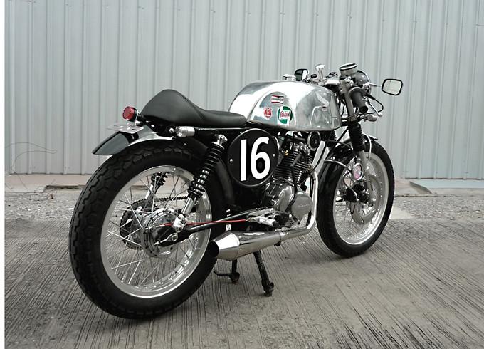 Honda JX110 Café Racer 4889958912_44ffcc54b6_b