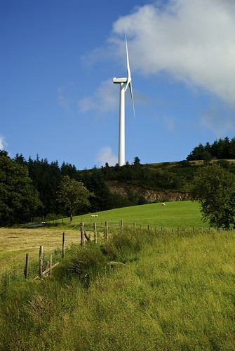 Wind Turbine and Setting