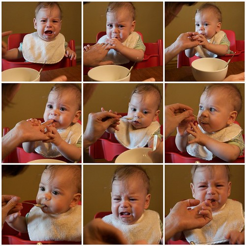 Eamon eats