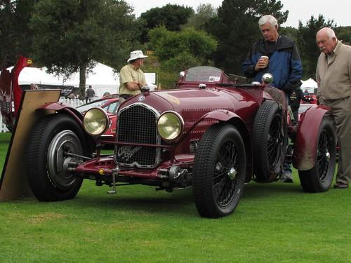 Pre-war Alfa Romeo
