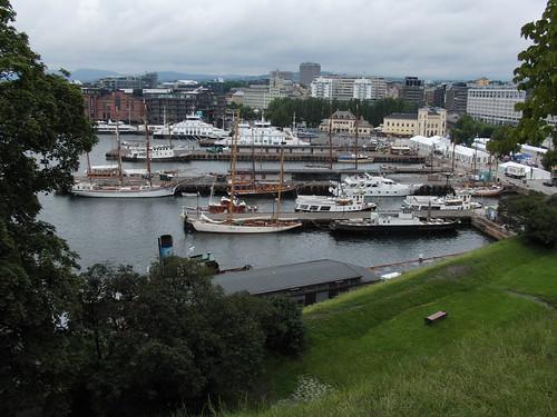 Oslo marina area