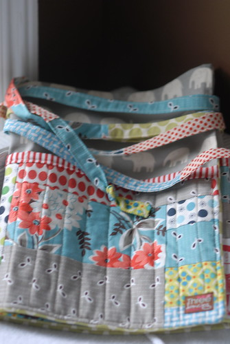 Patchwork ties - New obsession