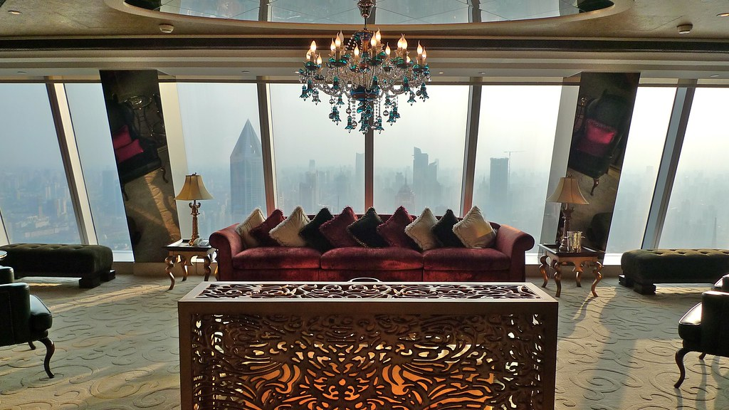 Presidential Suite Reception Lounge