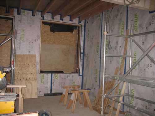 more insulation