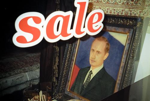 putin for sale