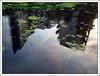 (jordi.martorell) Tags: cameraphone sunset reflection london mobile river geotagged cellphone movil samsung lee reflejo lea guessed guesswherelondon greenway reflexe hackneywick gwl cruzadas sghg600 samsungsghg600 guessedbyanpanman99