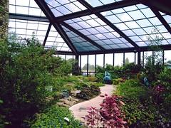 nature center, huntsville