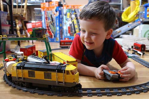 PF Cargo Train