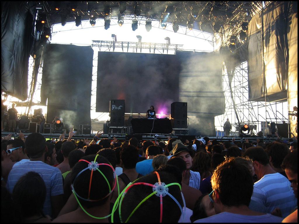 David Guetta @ Creamfields Andalucia