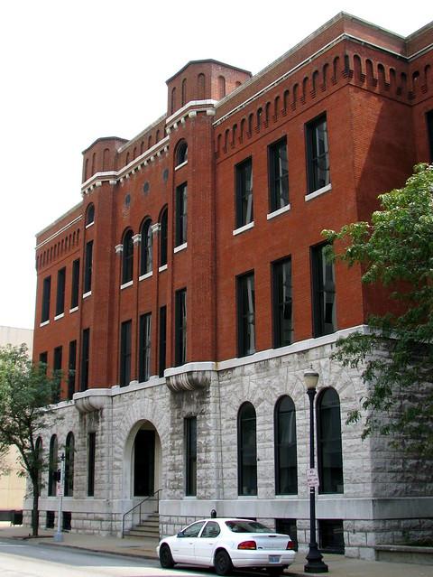 Louisville Old Jail