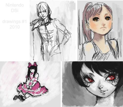 DSi doodles