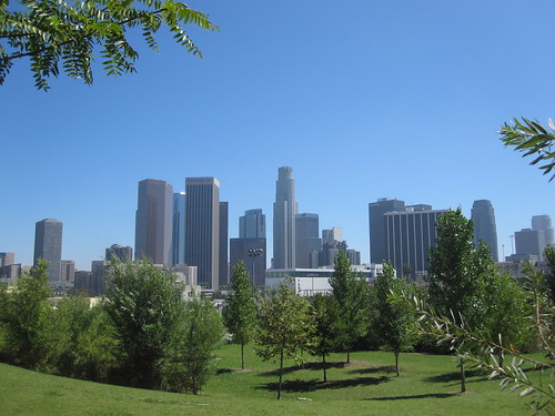 view from new park