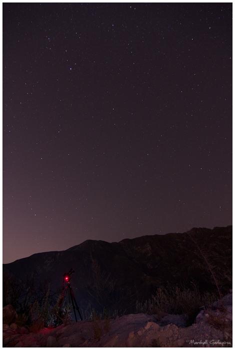camera and stars 2