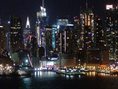 nyc skyline at night (wesanderson14) Tags: new york city skyline