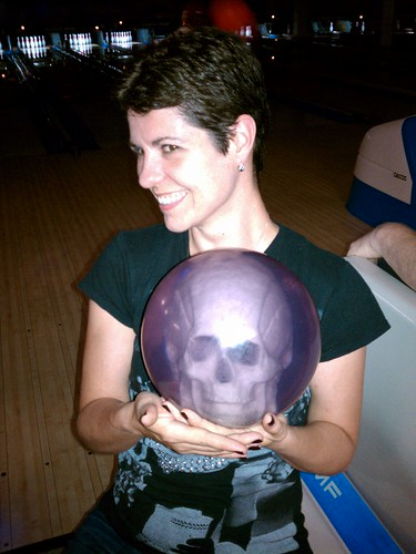 Best. Bowling ball. Ever.
