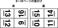 面付け9-16