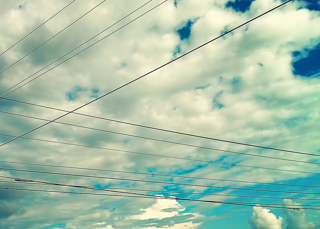 Sky & Wires (198 of 365)