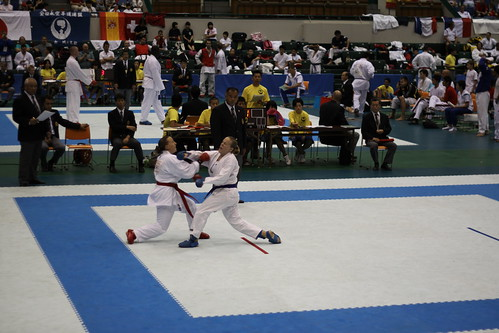 Amy Coulson - Womens Kumite