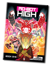 Mo-Bot High book cover small