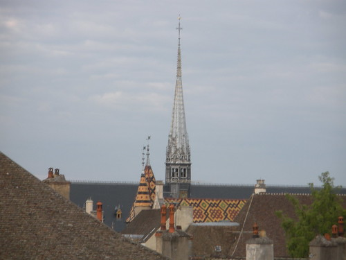 Rooftops of Beaune