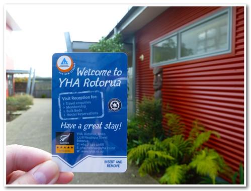 Rotorua國家公園青年旅館(五星級)