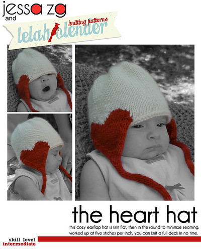 THE HEART HAT!!!