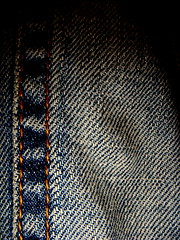 Denim (KJGarbutt) Tags: blue macro texture up photography close jean random sony misc cybershot cotton stitches stitching denim material kurtis miscellaneous levis sonycybershot 501 oddsandends bitsandbobs garbutt kjgarbutt kurtisgarbutt kurtisjgarbutt kjgarbuttphotography