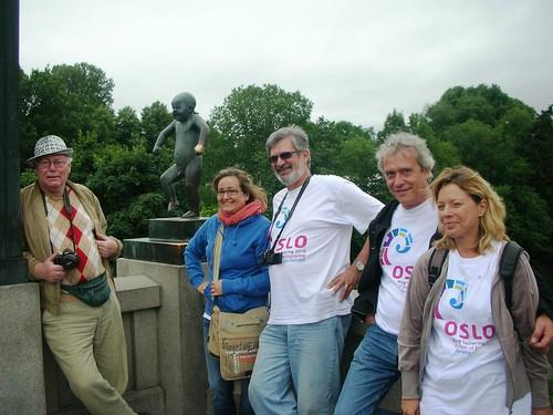 OsloBG Vigeland Sculpture Park #1