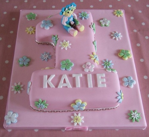 Fifi Birthday Cake