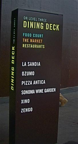 Dong Deck at Santa Monica Place