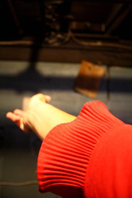 Pruffly arm
