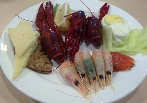 Ikea Crayfish Platter