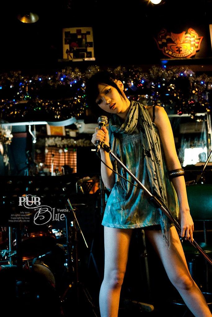 [Yvette]PUB Blue