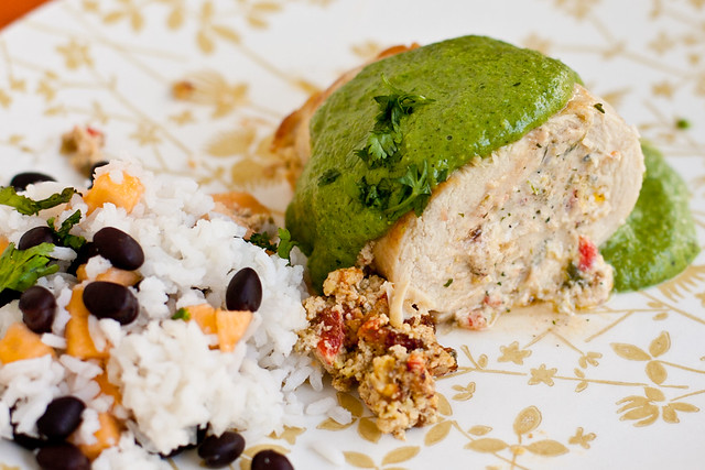 Chicken Relleno
