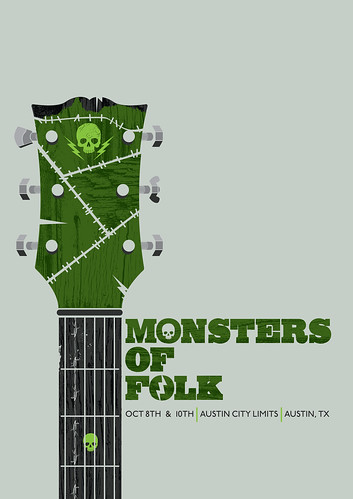Monsters of folk by Dan Shearn