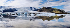Fjallsrln (i) Tags: panorama ice iceland glacier fjallsarlon oiphotos fjallsrln