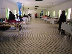 2b. Women's ward, Hargeisa Hospital