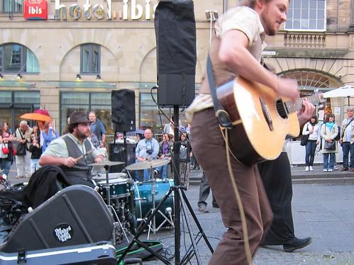 Edinburgh Fringe Festival 2010 - Crooked Fiddle Band