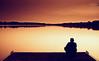 Sit & Enjoy... (Marc Benslahdine) Tags: longexposure light sunset reflection me landscape gold dock explorer moi explore invitation silence enjoy zen sit contraste bateau paysage frontpage reflexion assis contrejour ponton calme coucherdesoleil silouhette lightroom etang douceur doré longexp longexposition détente poselongue explored tamronspaf1750mmf28xrdiii vairessurmarne canoneos50d goldfire marcopix lightroom3 tripax ©marcbenslahdine wwwmarcopixcom wwwfacebookcommarcopix gettyimagesfranceq1 marcopixcom