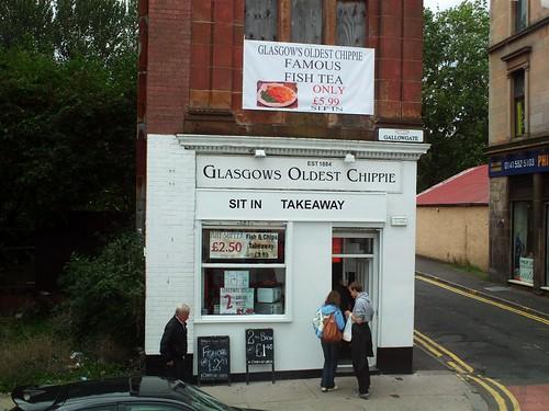 Glasgows Oldest Chippie
