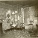 Parlor in Trigg's home