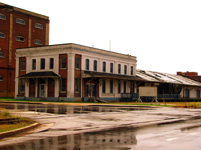 Johnson City, TN Train Depot