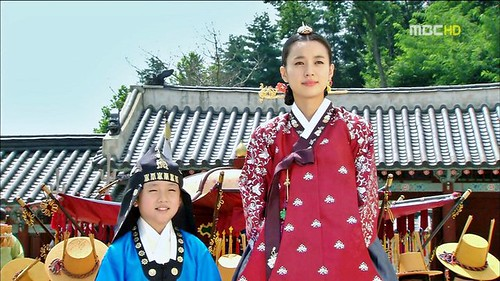 mbc s historical series dong yi jewel in the crown has regained a
