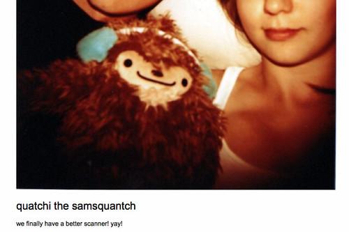 quatchi the samsquantch